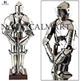 NauticalMart Knight Suit Of Armor Medieval Wearable Costume