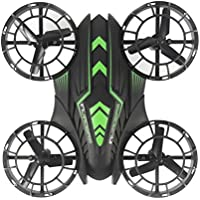 Owill JXD 515W Altitude Hold Drone 2.4G 4CH Quadcopter With 0.3MP Camera And LED Light (Green)