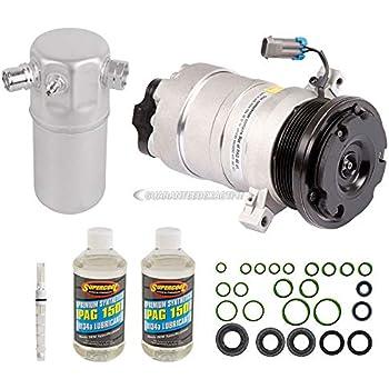 AC Compressor w/A/C Repair Kit For Chevrolet Astro & GMC Safari - BuyAutoParts 60-81898RK New