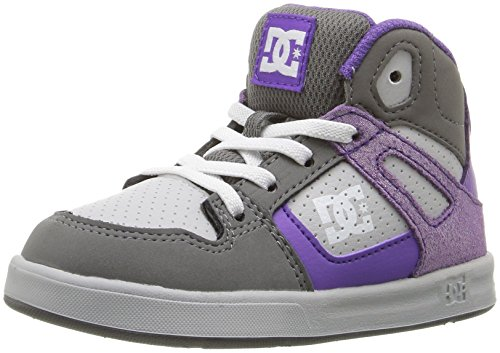 Rebound white Youth Shoes grey Dc Skate Grey xqFRwCHv0