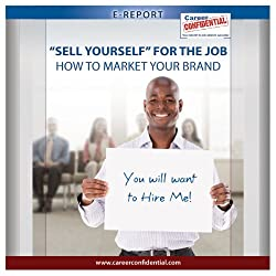 'Sell Yourself' for the Job