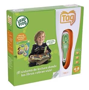 Leap Frog - Sistema de lectura Tag (Cefa Toys 00600)