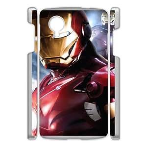 Google Nexus 5 Phone Case Iron Man FJ35659