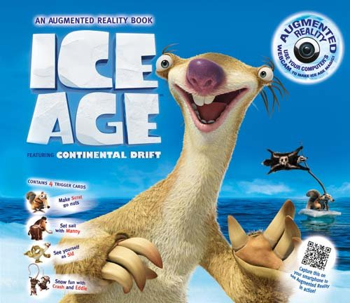 Ice Age: An Augmented Reality Book