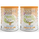 (2 PACK) - Nannycare Nannycare Stage 2 Follow On Milk| 900 g |2 PACK - SUPER SAVER - SAVE MONEY