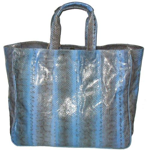 Beirn Casey Watersnake Tote (Regatta) (Snake Water Handbag)