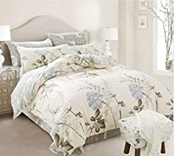 Bedsure Printed Quilt Set - Lightweight ...