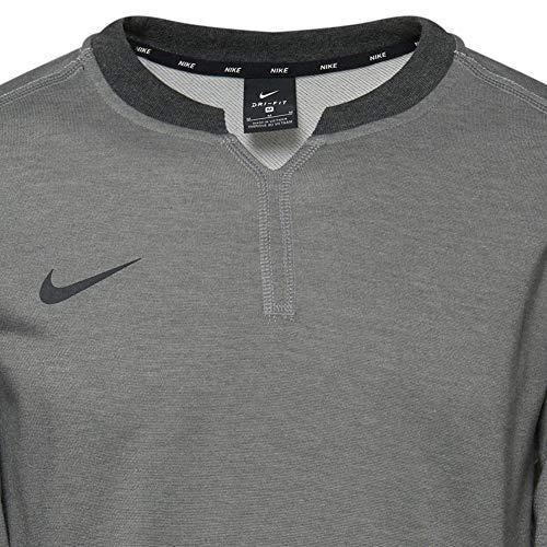 Nike Team 3/4 Flux Crew Men's T-Shirts Aa9780-063 3