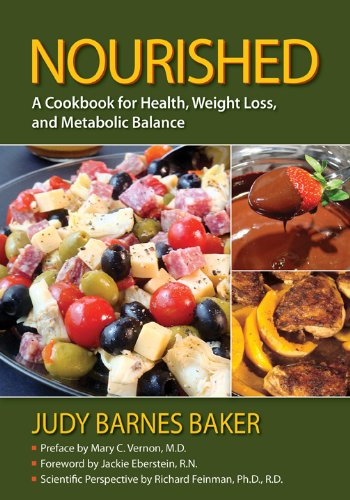 Nourished: A Cookbook for Health, Weight Loss, and Metabolic (Vernon Wine)
