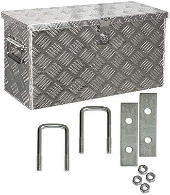 Truck Box Caja de Herramientas Aluminio D040 material de montaje ...