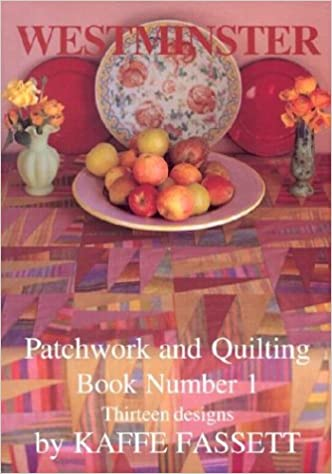 Westminster Patchwork and Quilting Book. Thirteen Designs