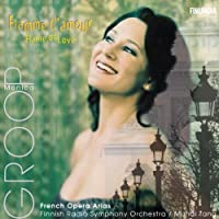 Monica Groop - Flamme d'amour