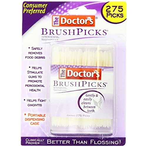 The Doctor's BrushPicks Interdental