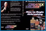 Dvd: Createx How To Begin Airbrushing