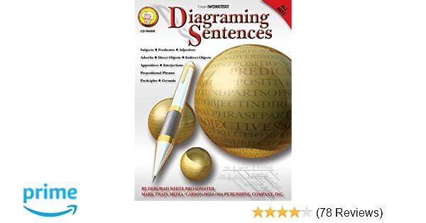 Amazon diagraming sentences 9781580372824 deborah white amazon diagraming sentences 9781580372824 deborah white broadwater books ccuart Gallery