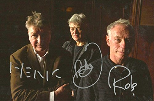 Pop Group Nits autographs, In-Person signed - Band Berlin Members