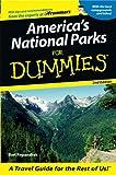America's National Parks for Dummies, Kurt Repanshek, 076455493X