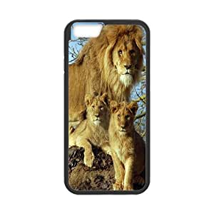 """-ChenDong PHONE CASE- For Apple Iphone 6,4.7"""" screen Cases -Lions & Beast-UNIQUE-DESIGH 5"""