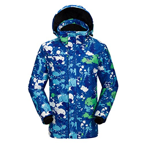 Ski Picture2 Board Double Single Fashion Warm Jacket Outdoor Coat As Yuncai Skiing Men and Thick Mountaineering wtaZqv