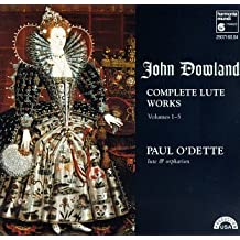 John Dowland: Complete Lute Works