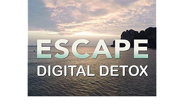 Escape a digital detox in thailand