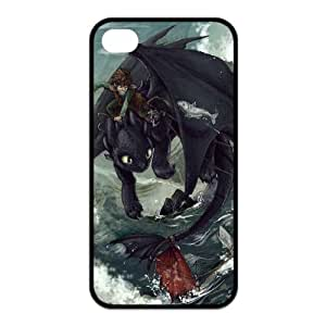 FashionFollower Design Movie Series How to Train Your Dragon Hot Phone Case Suitable For iphone4/4s IP4WN32216 by mcsharks