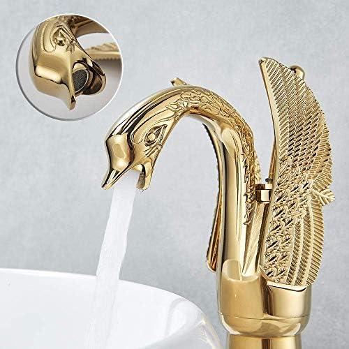ゆば 新しいファッションスタイルのバス流域の真鍮の蛇口コールドとホットウォータータップの真鍮の浴室のミキサー盆地タップ