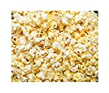 Japanese Hulless Popcorn Seeds - This Variety is Known for Excellent Popcorn That pops Pure White kernels with no Hard Centers.