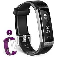 Fitness Tracker, Wesoo K1 Fitness Watch : Activity...