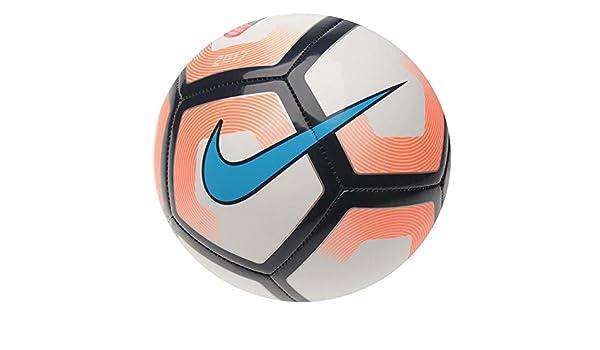 Nike - Balón de fútbol de la Copa FA 2017 - Blanco y Naranja ...