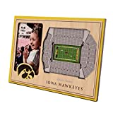 NCAA Iowa Hawkeyes 3D StadiumViews Picture Frame