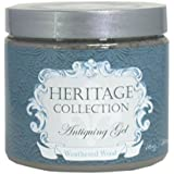 Weathered Wood, Antiquing Gel (Thick Glaze with built in Top Coat) (8oz)