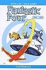 Fantastic Four - L'intégrale, tome 1 : 1961 - 1962  par Stan Lee