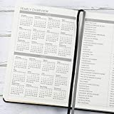 2020-2021 Planner - Weekly, Monthly and Year