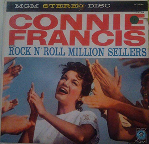 Connie Francis - Rock N' Roll Million Sellers