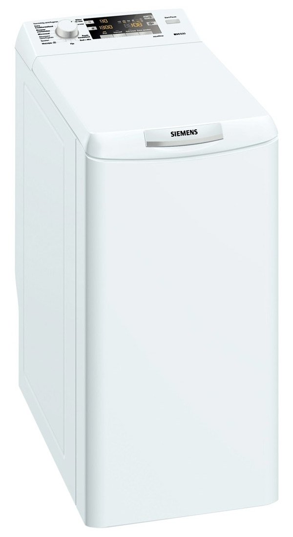 Siemens WP13T443NL Independiente Carga superior 6kg 1300RPM A+ ...