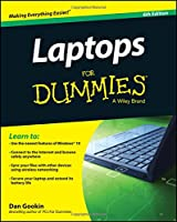 Laptops For Dummies, 6th Edition Front Cover
