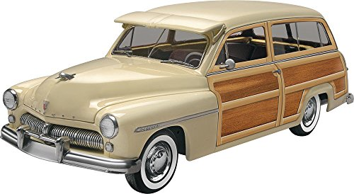 Revell '49 Mercury Woody Wagon Plastic Model Kit