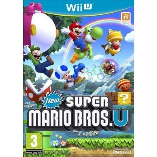Video Games : Super Mario Bros (Wii U) by Nintendo by Nintendo