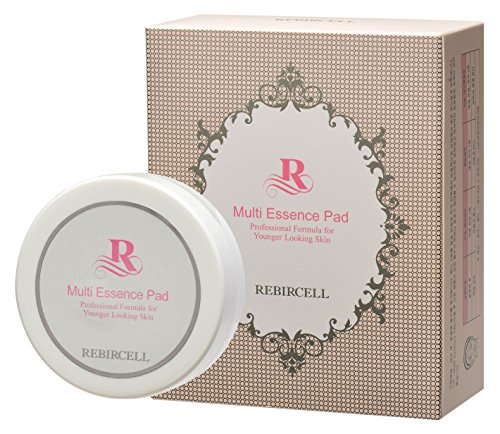 - REBIRCELL Multi Essence Pads for wrinkles, brightening, anti-aging, acne,exfoliating, soothing (30) : facial peel pads Niacinamide,Adenosine,Lactobionic(PHA),Salicylic acid,10 Natural Herbal Extracts
