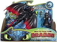 DreamWorks Dragons, Hookfang and Snotlout,