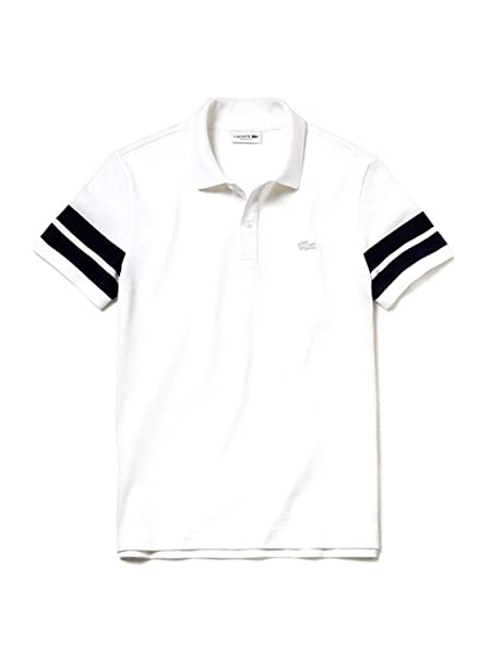 Lacoste Polo Blanco esRopa Ph5510 Accesorios HombreAmazon Y u5cl13TFKJ