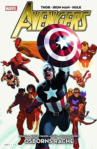 Avengers, Bd. 4: Osborns Rache