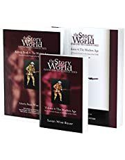 Story of the World 4 Bundle (Story of the World): History for the Classical Child: The Modern Age; Text, Activity Book, and Test & Answer Key: 0