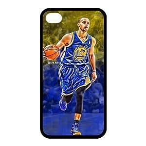 2015 customized Custom Stephen Curry Basketball Series Iphone 4,4S Case JN4S-1462