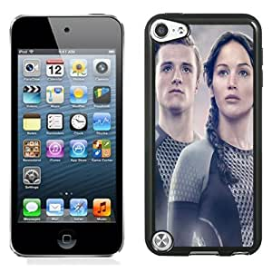 Beautiful Designed Case For iPod 5 Phone Case With Peeta and Katniss The Hunger Games Phone Case Cover