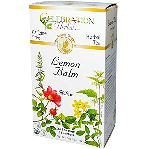 Celebration Herbals Lemon Balm Count