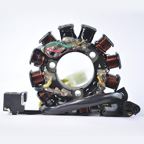 (Stator for Polaris Pro X Classic IQ Shift Edge LX Supersport Trail RMK/Touring Transport 440 550 Carb F/C 2002-2013 | OEM Repl.# 3089937 3087212 3087187)