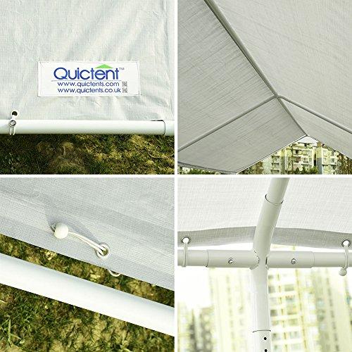 Quictent 10'X20' Heavy Duty Carport Car Canopy Party Tent Boat Shelter