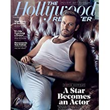 The Hollywood Reporter Magazine November 20, 2017, Armie Hammer